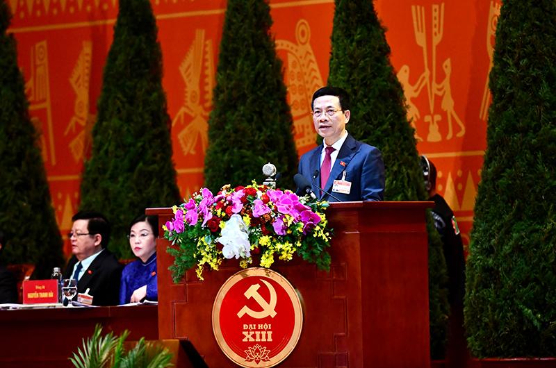 Tham luận của Ban Cán sự đảng Bộ Thông tin và Truyền thông