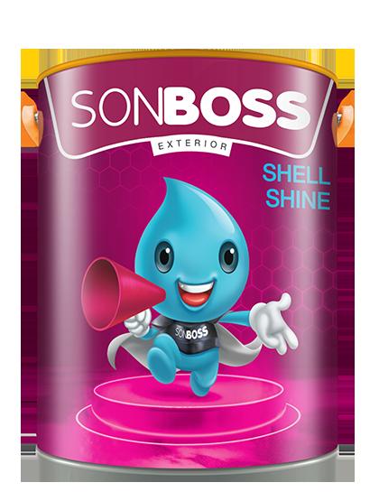 SONBOSS EXT SHELL SHINE 4,375L