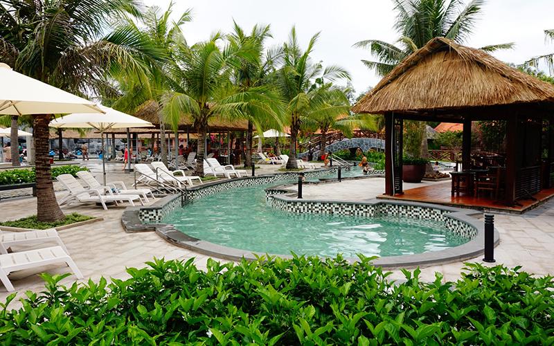 HỒ CỐC - BÌNH CHÂU 2N1Đ - Resort 4*