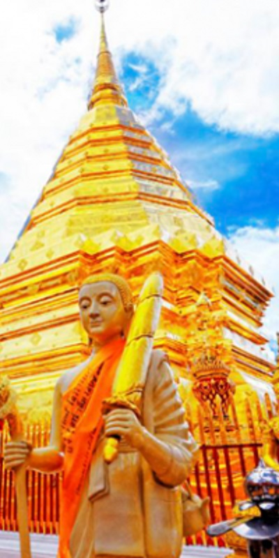 THÁI 5N4Đ: Chiang Mai - Chiang Rai (trưa 30 Tết)