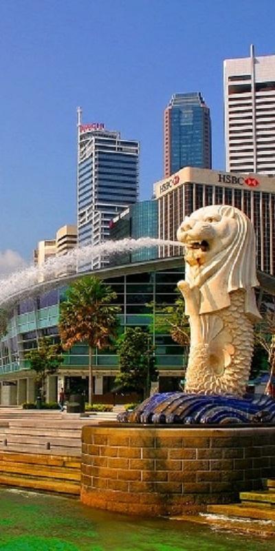 SINGAPORE 3N2Đ (Mùng 1 Tết)