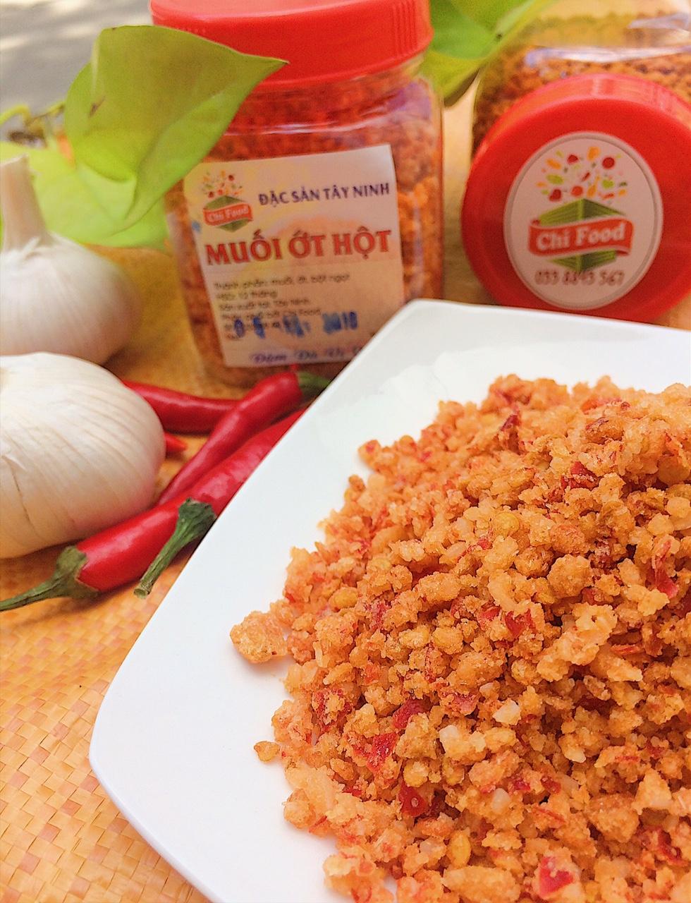 Muối ớt hột - Tây Ninh