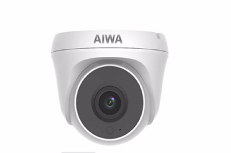CAMERA IP AIWA JAPAN 5.0MP AW-IPD5MP CHIP SONY