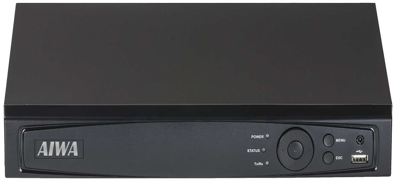 Đầu ghi hình Hybrid TVI-IP 4 kênh TURBO 3.0 AIWA AW-AR324-4